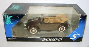 【送料無料】模型車 モデルカー スポーツカー フォルクスワーゲンブラウンsolido 118 8014 volkswagen coccinelle open brown