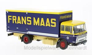 【送料無料】模型車 モデルカー スポーツカー ネットワークマース143 ixo daf 2600 frans maas 1965 nl ixotru020