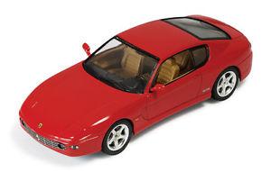 【送料無料】模型車 モデルカー スポーツカー フェラーリロッソフェラーリコレクションferrari 456m rosso 1998 ferrari collection 143 fer024