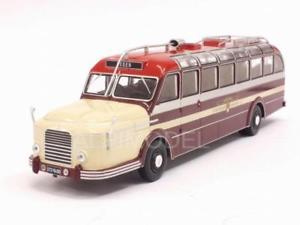 【送料無料】模型車 モデルカー スポーツカー クルップタイタンバスネットワークバスkrupp titan 080 bus 143 ixo bus010