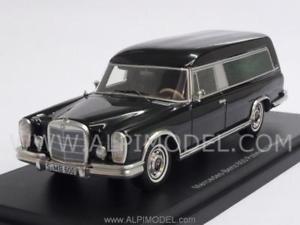 【送料無料】模型車 モデルカー スポーツカー メルセデスボスmercedes 600 pullmann 143 bos 43505