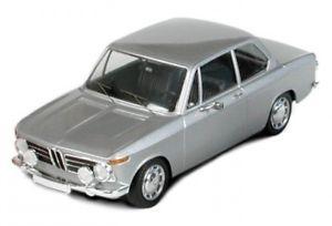 【送料無料】模型車 モデルカー スポーツカー シルバーbmw 2002 silver 1967 trofu 143 1701s