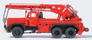 【送料無料】模型車 モデルカー スポーツカー クレーントラックpreiser 35033 h0 kranwagen kw16 f magirus 250