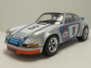 【送料無料】模型車 モデルカー スポーツカー ポルシェタルガフロリオporsche 911 28l rsr n8 vainqueur targa florio 1973 118