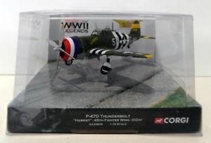 【送料無料】模型車 モデルカー スポーツカー コーギーcorgi 172 aa33808 p47d thunderbolt harriet 65th fighter wing