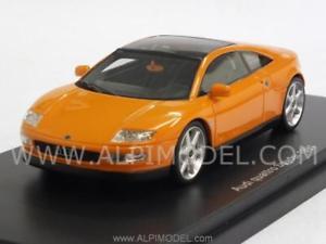 【送料無料】模型車 モデルカー スポーツカー アウディクワトロスパイダーボスaudi quattro spyder 1991 143 bos 43145