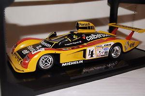 【送料無料】模型車 モデルカー スポーツカー アルパインルマン#reanult alpine a442 lemans 1978 4 frequelinragnotti118 norev neu amp; ovp