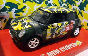 【送料無料】模型車 モデルカー スポーツカー スケールフォックスミニクーパーフォックストングリーン#jadi 118 scale fox3 mini cooper foxton  green 005