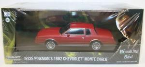 【送料無料】模型車 モデルカー スポーツカー スケールモデルシボレーモンテカルロbreaking bad 143 scale model 86501 jesse pinkmans 1982 chevrolet monte carlo