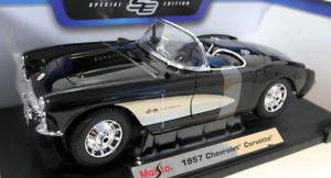【送料無料】模型車 モデルカー スポーツカー スケールシボレーコルベット