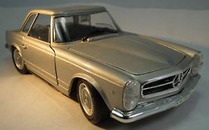【送料無料】模型車 モデルカー スポーツカー メルセデスベンツテクノモデルカースケールmercedesbenz 280 sl 1968 pagode modellauto von techno giodi im mastab 118