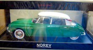 【送料無料】模型車 モデルカー スポーツカー シトロエンヴェールプランタンnorev 118 181480 citren ds 19 1956 vert printemps neu445