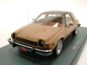 【送料無料】模型車 モデルカー スポーツカー ペーシングベージュブラウンモデルカースケールモデルamc pacer 1975 beigebraun, modellauto 143 neo scale models