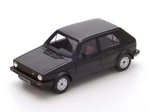 【送料無料】模型車 モデルカー スポーツカー スパークゴルフドアspark vw golf gti 4 doors 1976 143 s3209
