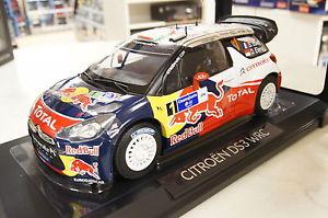 【送料無料】模型車 モデルカー スポーツカー シトロエンラリーデュローブエレナ#citroen ds3 wrc 2011 winner rally du mexique loebelena 1 118 norev neu amp; ovp