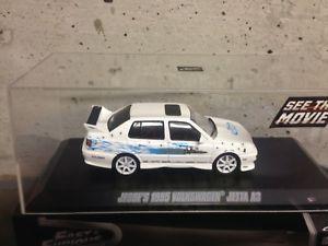 【送料無料】模型車 モデルカー スポーツカー データjetta greenlight 143 fast and forious modificata artigianalmente