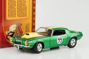 【送料無料】模型車 モデルカー スポーツカー シボレーカマロ#ハザードジョニー1970 cooters chevrolet camaro 350 99 dukes of hazard 118 johnny lightning neu