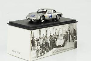 【送料無料】模型車 モデルカー スポーツカー ポルシェカレラタルガフロリオ1964 porsche 356 b 2000 cs carrera gt targa florio neerpasch 143 spark museum