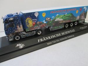 【送料無料】模型車 モデルカー スポーツカー マイクスナーherpa 121828 man khlkersz meixner