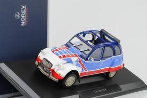 【送料無料】模型車 モデルカー スポーツカー シトロエンクラブ1979 citroen 2cv 6 club 118 norev 181498 ovp