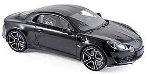 【送料無料】模型車 モデルカー スポーツカー ルノーアルパインブラックプレミアエディション