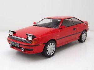 【送料無料】模型車 モデルカー スポーツカー トヨタセリカグアテマラモデルカーネットワークモデルtoyota celica gtfour 1988 rot, modellauto 118 ixo models