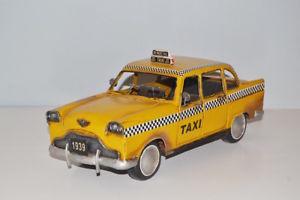 【送料無料】模型車 モデルカー スポーツカー シートメタルモデルカーニューヨークタクシーblechmodell auto york taxi
