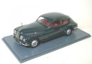 【送料無料】模型車 モデルカー スポーツカー ブリストルダークグリーンbristol 401 dunkelgrn