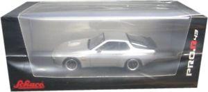 【送料無料】模型車 モデルカー スポーツカー ポルシェカレラシルバーschuco 08897 porsche 924 carrera gt silber 143 neu ovp