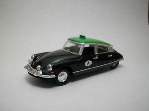 【送料無料】模型車 モデルカー スポーツカー シトロエンタクシーポルトガルモデルリオcitroen ds 19 squalo taxi portugal 1963 143 model rio