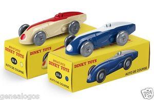 【送料無料】模型車 モデルカー スポーツカー アトラスコースボックスノエルdisponible dinky toys atlas 2 auto de course 143 ref 23 a in box noel 2015