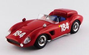 【送料無料】模型車 モデルカー スポーツカー アートフェラーリart370 ferrari 500 trc 143