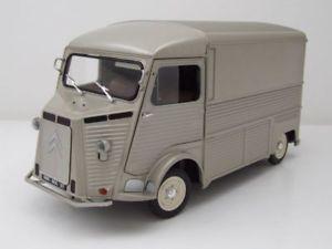 【送料無料】模型車 モデルカー スポーツカー シトロエンハイシルバーモデルカーcitroen hy 1969 silber, modellauto 118 solido