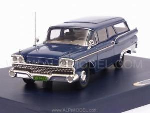 【送料無料】模型車 モデルカー スポーツカー フォードランチワゴンフォードford ranch wagon 1959 143 genuine ford parts 446