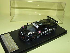 【送料無料】模型車 モデルカー スポーツカー マクラーレンルマンレーシングmclaren f1 gtr n59 le mans 1995 hpi racing 143 arrive 1r