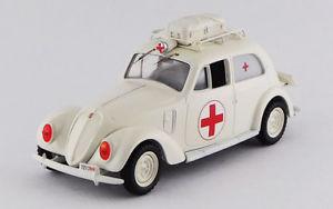 【送料無料】模型車 モデルカー スポーツカー リィアットランツァrio4545 fiat 1500 ambulanzaambulance 1936 143