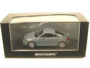 【送料無料】模型車 モデルカー スポーツカー アウディクーペaudi tt coupe pfeilgrau 1999