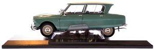 【送料無料】模型車 モデルカー スポーツカー シトロエンnorev 181536 citron ami 6 1964 jadegrn 118 neuovp