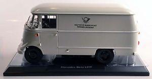 【送料無料】模型車 モデルカー スポーツカー メルセデスベンツドイツポストnorev 183417 mercedesbenz l 319 1957 deutsche post 118 neuovp