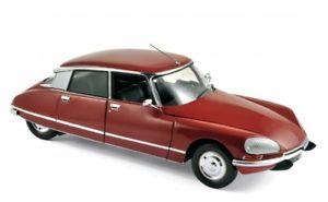 【送料無料】模型車 モデルカー スポーツカー パラスマセナレッドnorev 181568 citron ds 23 pallas 1973 massena rot118
