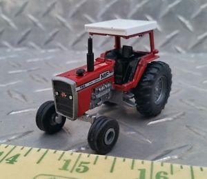 【送料無料】模型車 モデルカー スポーツカー カスタムマッシーファーガソントターキャノピーシングルリアファームトイ164 custom agco massey ferguson 1105 tractor w canopy amp; single rear farm toy