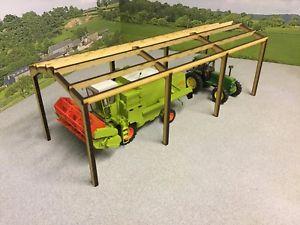 【送料無料】模型車 モデルカー スポーツカー メイソンファームビルネイバーmasons attic shed 2pm2b170 132 farm buildings barn