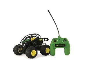 【送料無料】模型車 モデルカー スポーツカー ジョンディアモンスターjohn deere monster treads radio control gator *no box*