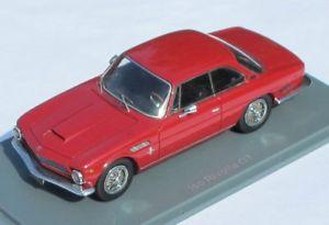 【送料無料】模型車 モデルカー スポーツカー レッドネオ143 iso rivolta gt  rot neo