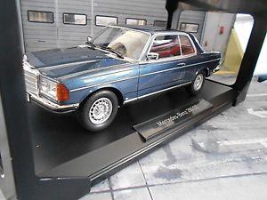 【送料無料】模型車 モデルカー スポーツカー メルセデスベンツクーペmercedes benz 280ce 280 ce coupe w123 c123 blau blue met 1980 norev 118