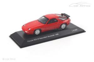 【送料無料】模型車 モデルカー スポーツカー ポルシェボンネビルレコードエディションporsche 928 s4 rekord bonneville 1986 1 of 400 edition porscheplatz spar