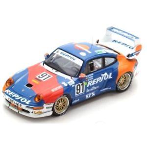 【送料無料】模型車 モデルカー スポーツカー ポルシェ#ルマンスパークporsche 911 gt2 91 24h le mans 1995 143 s5512 spark