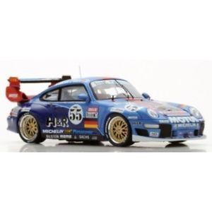 【送料無料】模型車 モデルカー スポーツカー ポルシェグアテマラ#ルマンスパークporsche 911 gt2 evo 55 24h le mans 1996 143 s5513 spark