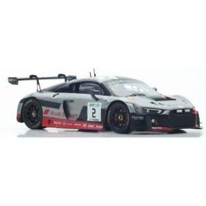【送料無料】模型車 モデルカー スポーツカー アウディスパスパークaudi r8 lms2 5eme 24h spa 2017 143 sb142 spark