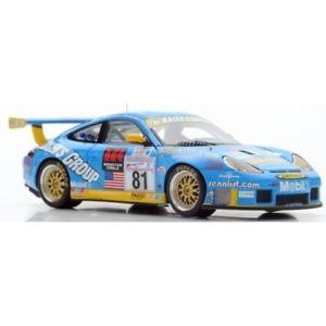 【送料無料】模型車 モデルカー スポーツカー ポルシェ#ルマンスパークporsche 996 gt3 rs 81 24h le mans 2002 143 s5517 spark